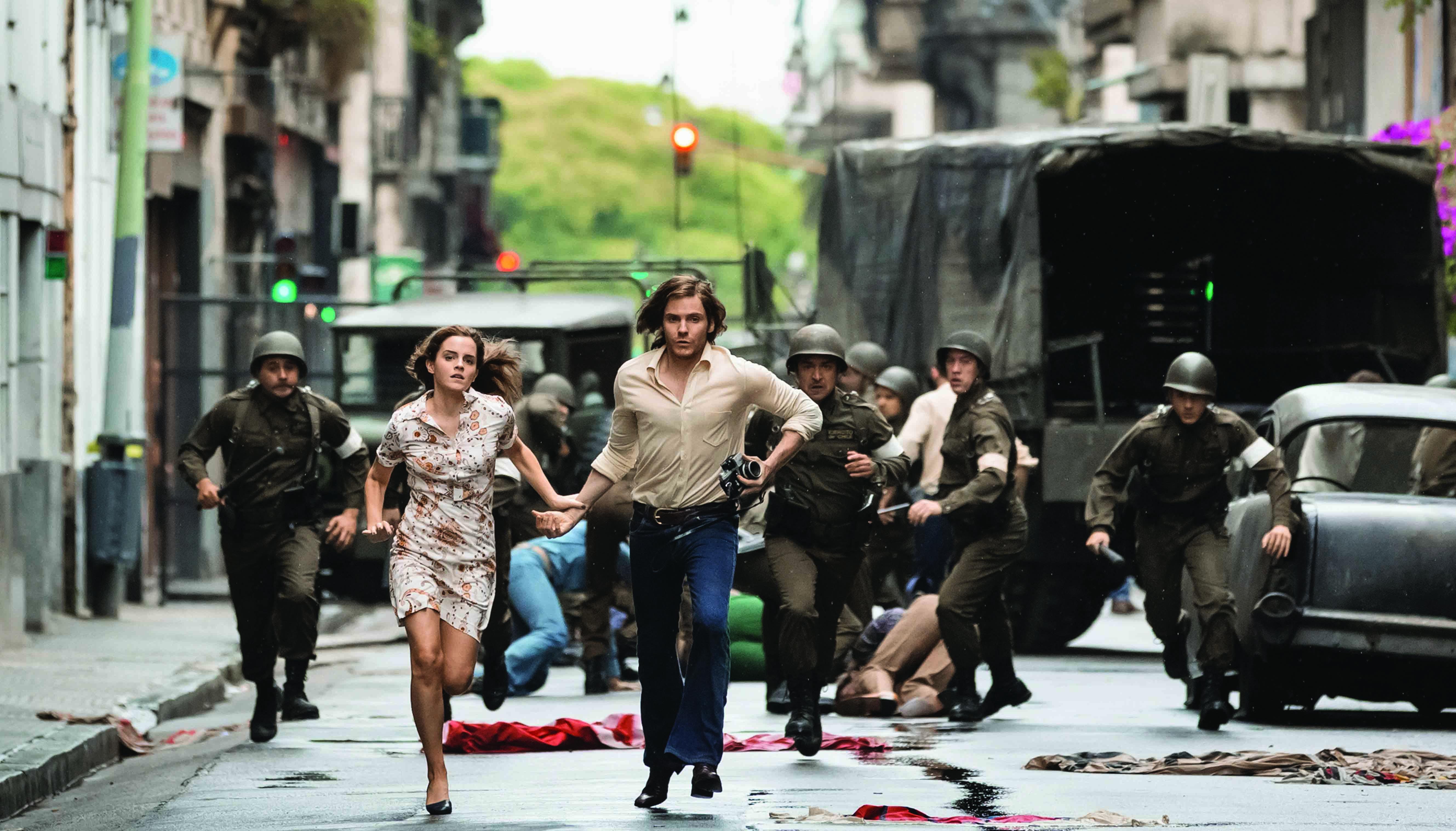 Colonia, il film sul colpo di Stato militare avvenuto in Cile nel 1973