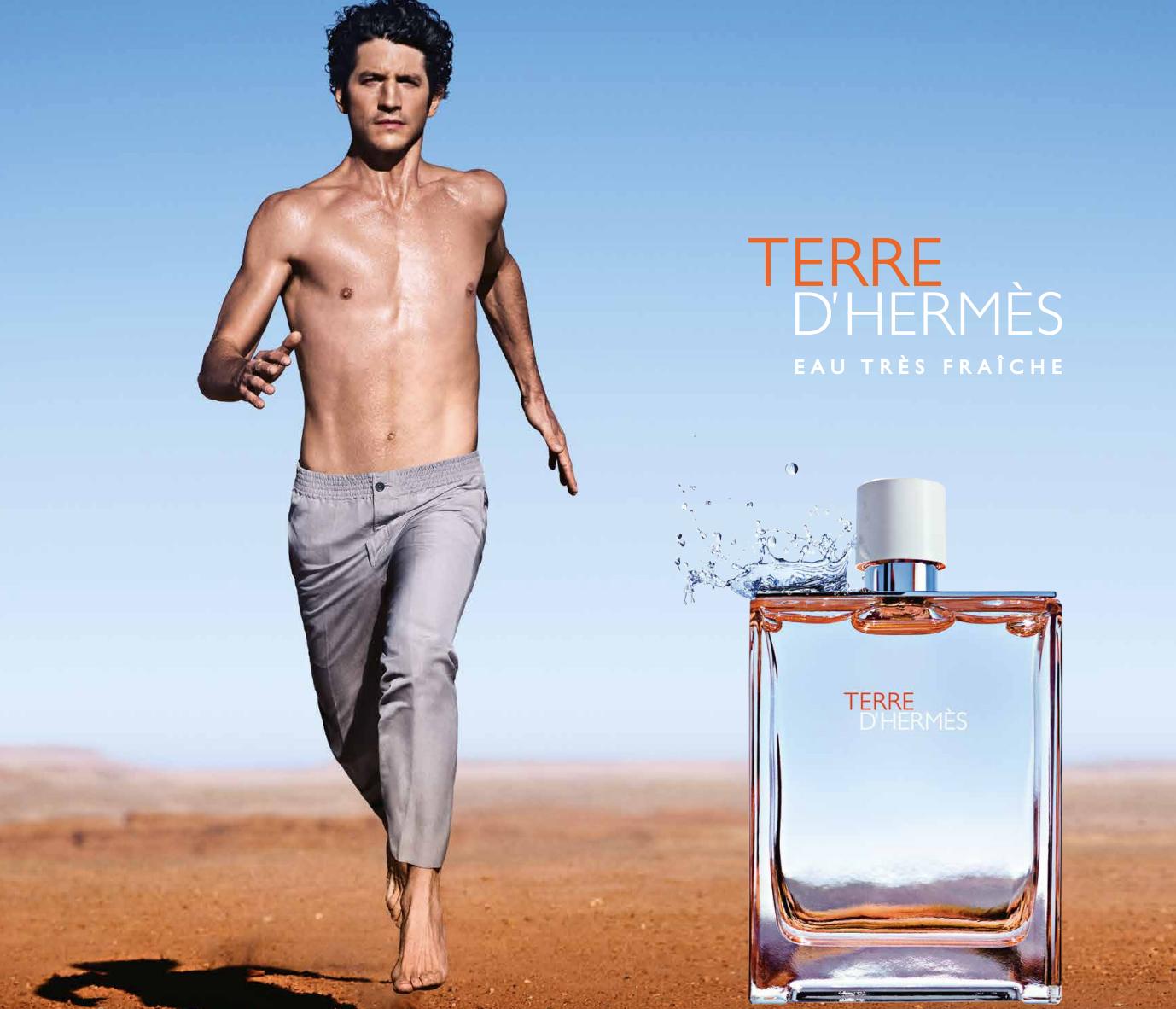 Il nuovo profumo Terre d'Hermès Eau Très Fraîche