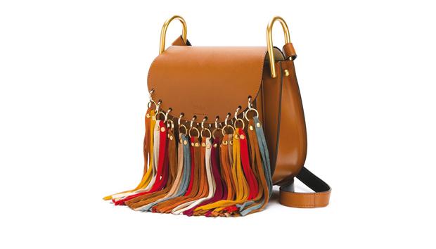 La borsa Hudson in pelle di Chloé è l'accessorio rivelazione del momento!