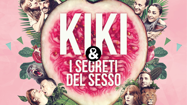 KIKI & i segreti del sesso: dal 23 giugno al cinema!