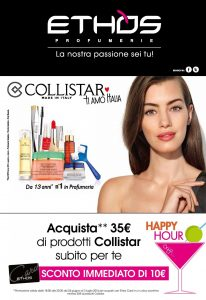 Happy Hour Collistar