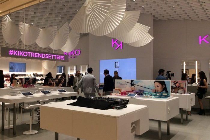 Rivoluzione Kiko: il nuovissimo negozio all'Oriocenter di Bergamo (FOTO)