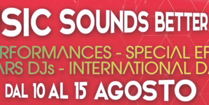 Golfo Aranci Music Festival: il festival dell'estate è in Sardegna