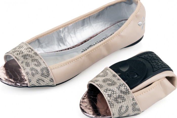 Ballerine: le nuove proposte Butterfly Twists