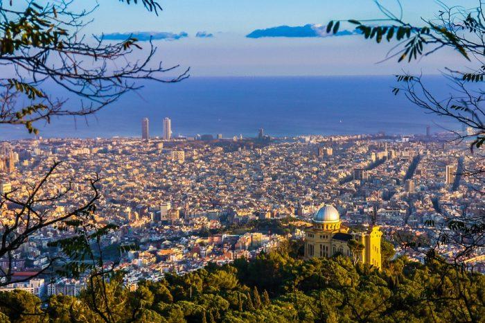 Il brio e il calore di Barcellona