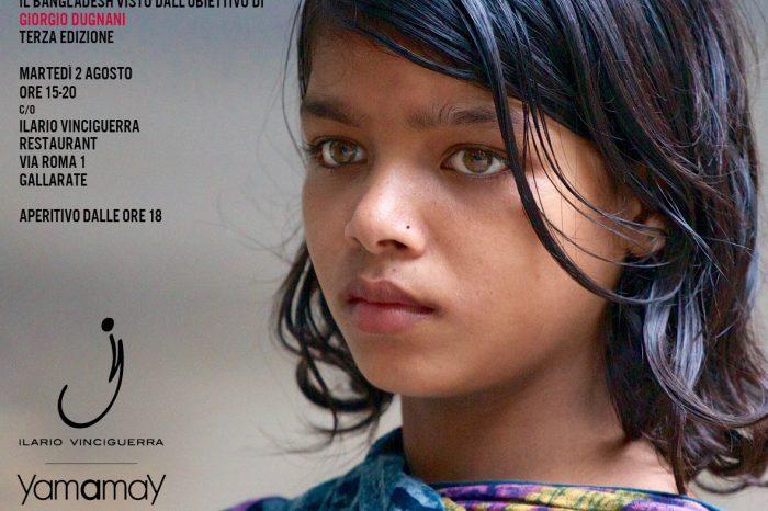 Yamamay: una mostra fotografica benefica per non dimenticare