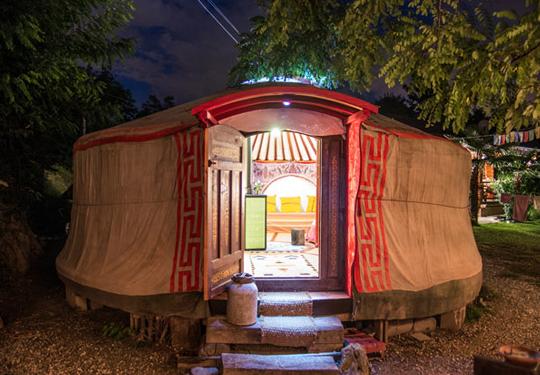 Ecobnb: una notte da sogno in alloggi insoliti ed eco-sostenibili