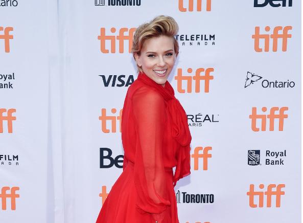 Bella, affasciante e seducente: Scarlett Johansson