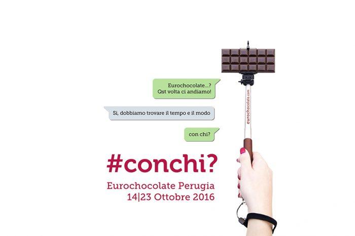 Torna l'Eurochocolate 2016: a Perugia dal 14 al 23 ottobre