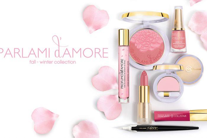 Make up Autunno Inverno 2016/17: la Collezione Parlami d'Amore di Collistar