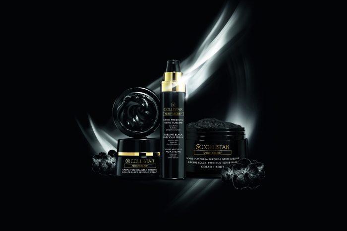 Nero Sublime: il potere del nero che illumina, ripara e detossina