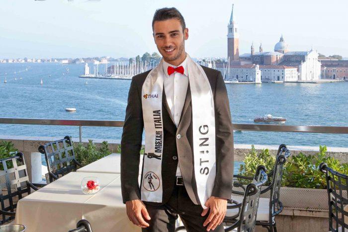 Vinicio Modolo è Mister Italia 2016