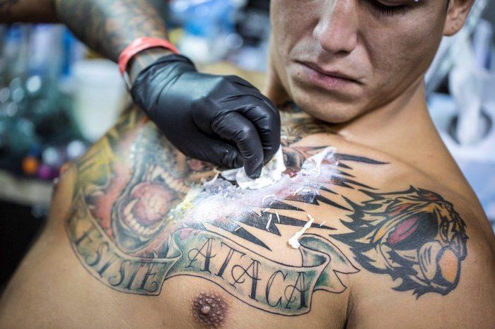 Torna a Torino Italian Tattoo Artist: ed è subito tattoo mania