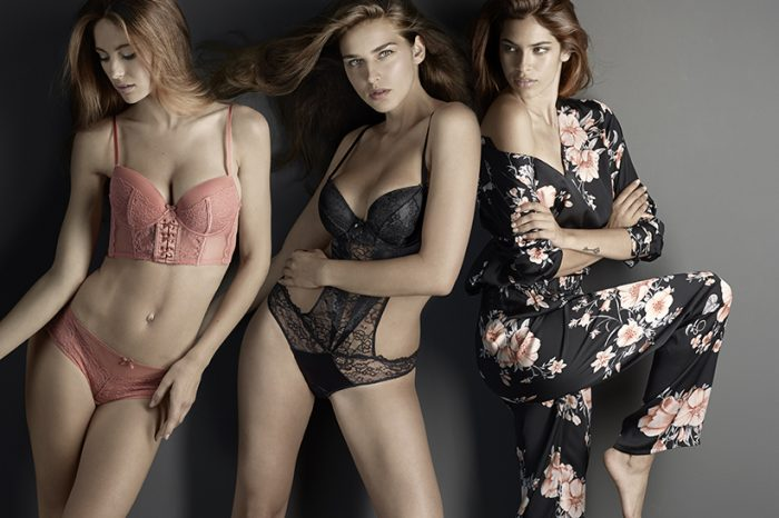 Yamamay: Everybody, la campagna Autunno 2016