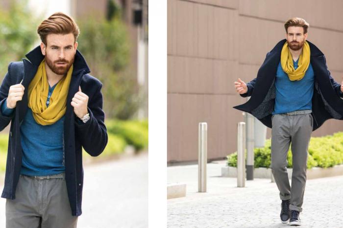 """Moda per lui: il restyling di """"Navigare"""""""