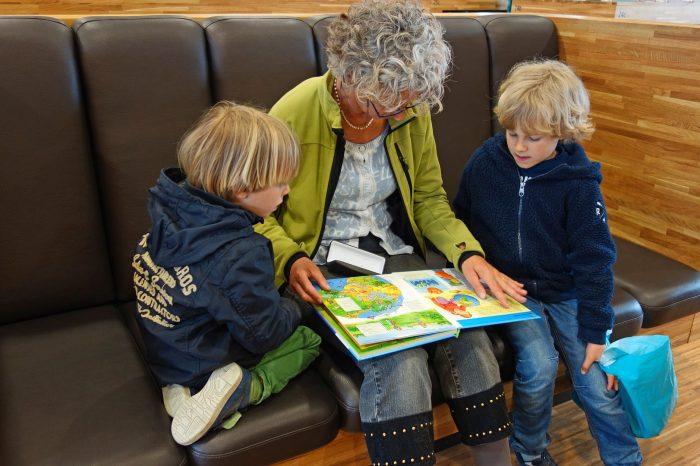I nonni: fondamentali nella crescita dei bambini