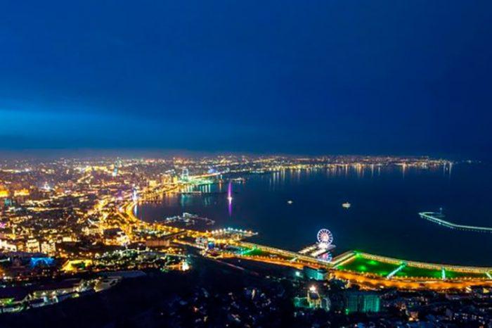 Baku: la città a colori dell'Azerbaigian