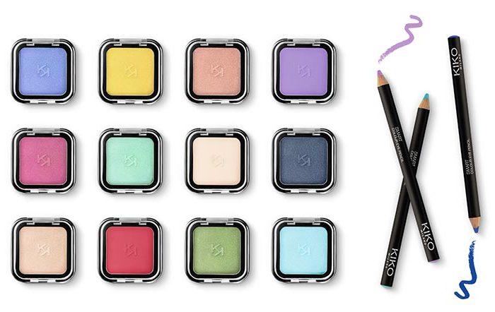 Kiko Smart Colour: ombretti e matite a soli 2,50 Euro!