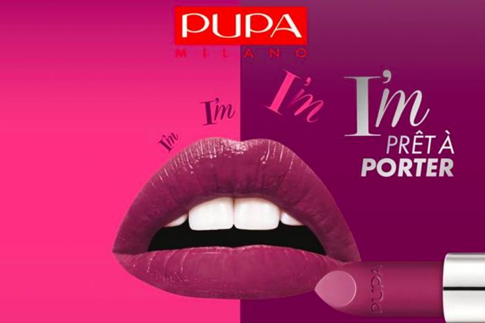I'M Lipstick Prêt-à-Porter: i nuovi colori di PUPA