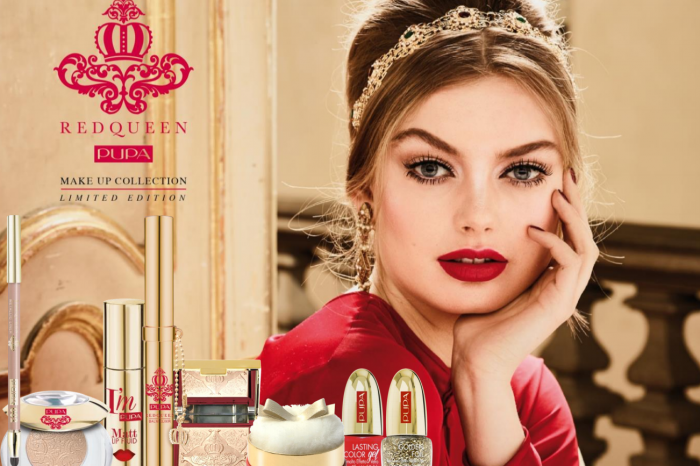 "Pupa, la collezione make up ""Red Queen"" per le feste natalizie"