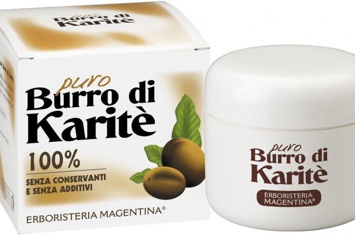 Il migliore alleato contro il FREDDO: Linea KARITE'di Erboristeria Magentina
