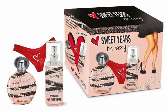 Sexy e profumato. È il Natale firmato Sweet Years