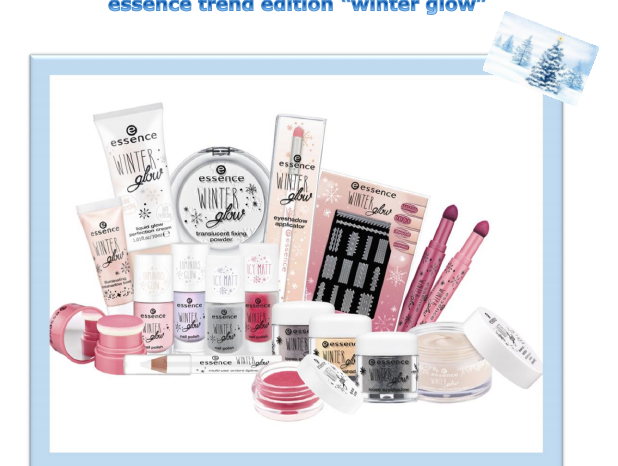 "La trend edition essence ""winter glow"""