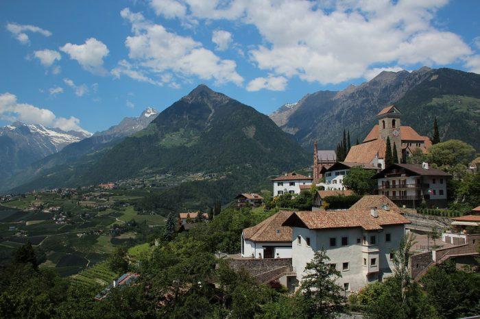 Il giardino delle meraviglie in Alto Adige