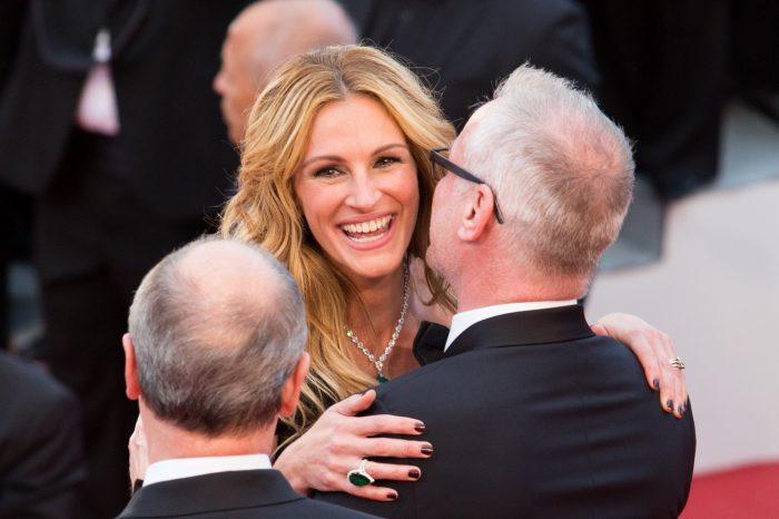 Julia Roberts: un sorriso è per sempre