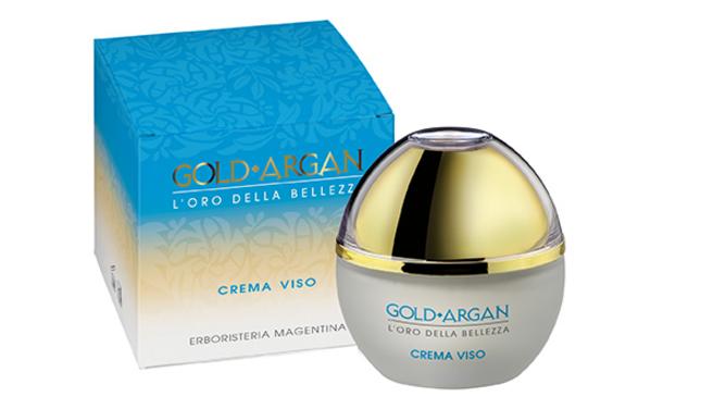 Erboristeria Magentina: nella Linea Gold Argan, Argan biologico puro al 100%