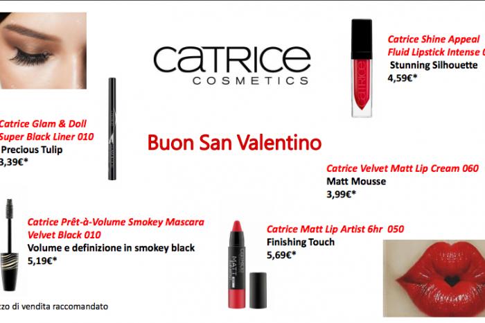 Make up San Valentino: la selezione di Catrice