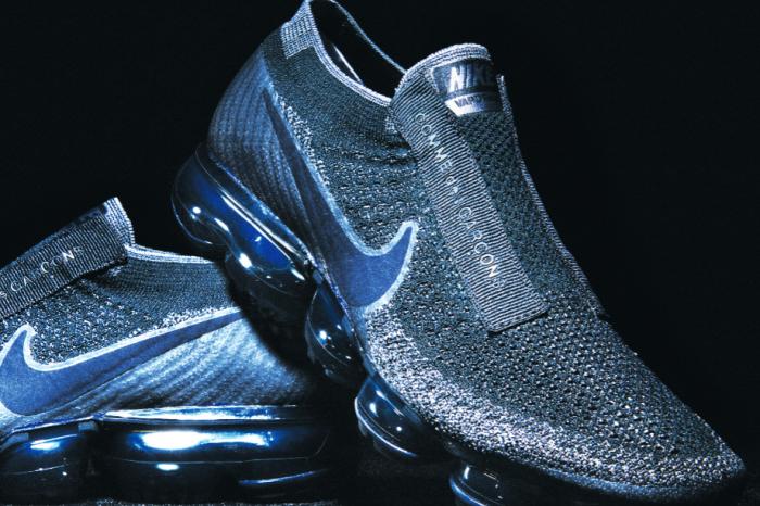 Nike VaporMax for COMME des GARÇONS