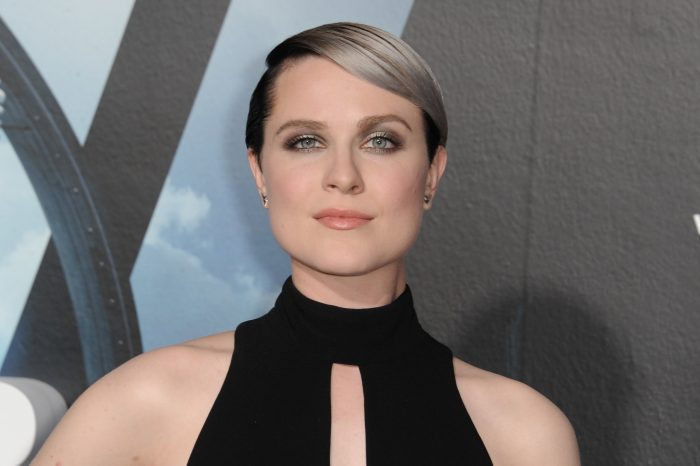 People: Evan Rachel Wood