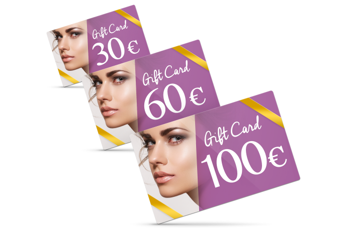 Regali Beauty San Valentino: la gift card Delinda