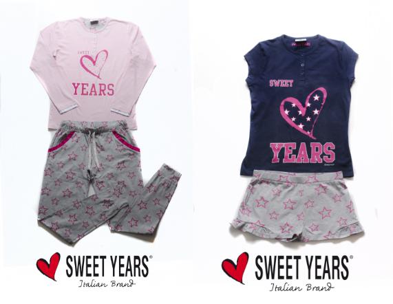 A San Valentino c'è voglia di tenerezza. E Sweet Years firma una linea homewear (FOTO)