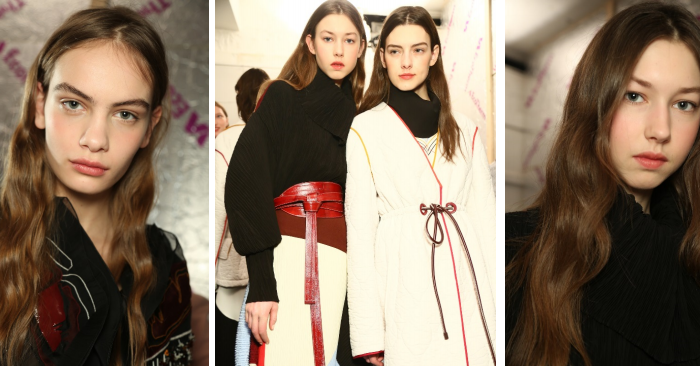 "Ghd e Roksanda: l'onda a ""S"" della London Fashion Week"