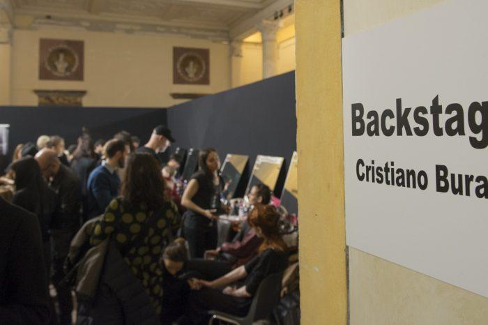 Per Clinique il look della donna Cristiano Burani è Post Punky (FOTO)