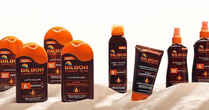 Solari, Bilboa Carrot Plus è la massima espressione dell'abbronzatura