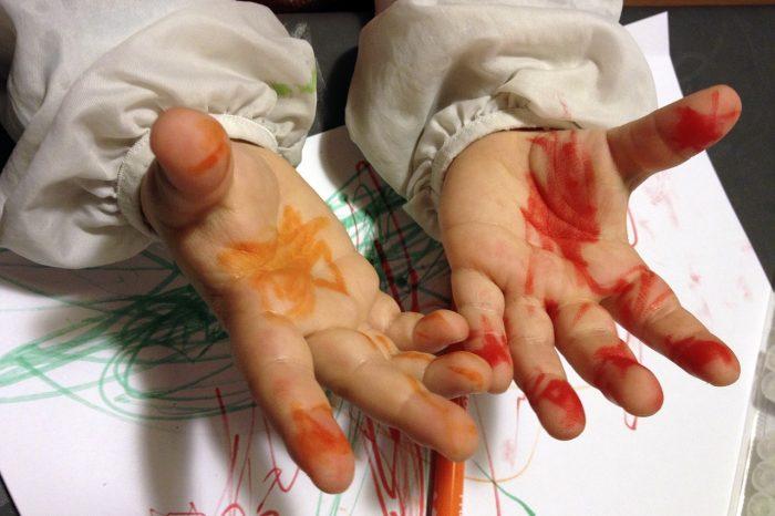 I bambini formano la propria personalità a scuola