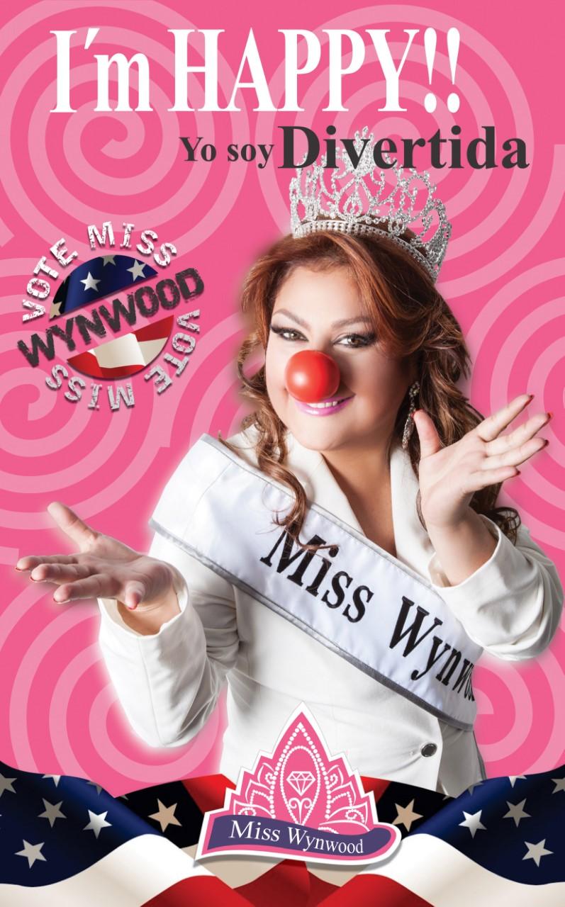 thumbnail_#Nina Dotti #Miss Wynwood #Divertida #Poster #2015